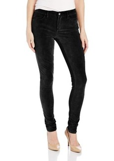 Calvin Klein Jeans Women's Washed Stretch-Velvet Pant