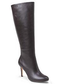Calfskin Tall Boot