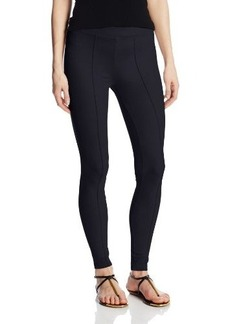 Hue Women's Sleek Ponte Skimmer Leggings