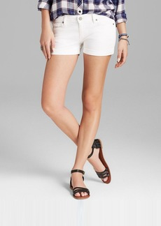 Paige Denim Shorts - Jimmy Jimmy in Optic White