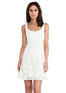 Nanette Lepore Summer Dress in Ivory