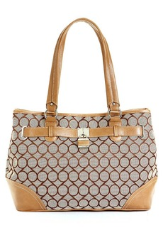 Nine West Handbag, 9's Jacquard Shopper