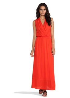 Ella Moss Stella Maxi Dress in Burnt Orange