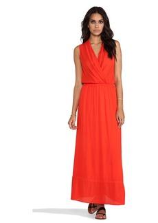 Ella Moss Stella Maxi Dress in Burnt Orange