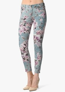 """The Ankle Skinny in Victorian Floral (28"""" Inseam)"""