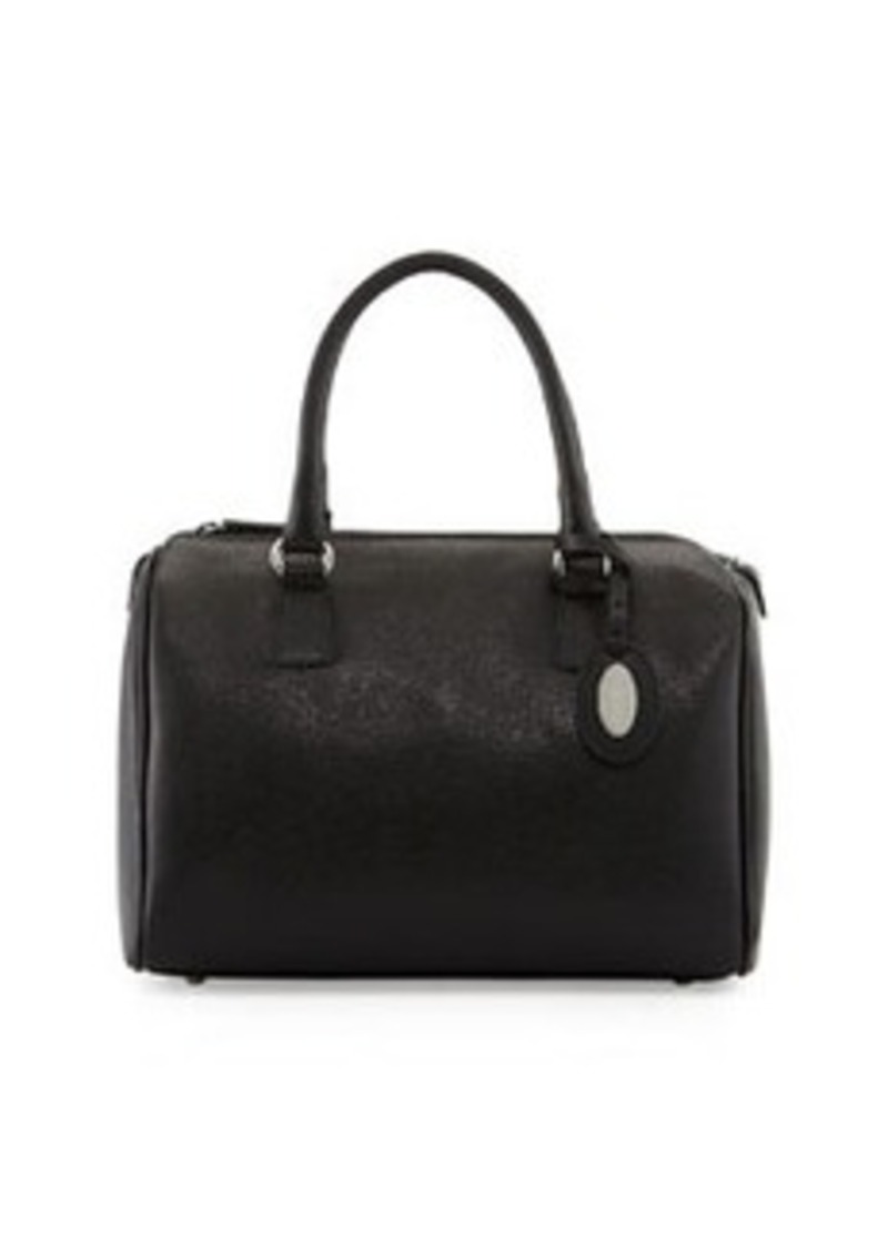 furla d light saffiano medium tote onyx shop it to me all sales in one place shop it to me. Black Bedroom Furniture Sets. Home Design Ideas