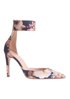Collection Natasha floral pumps