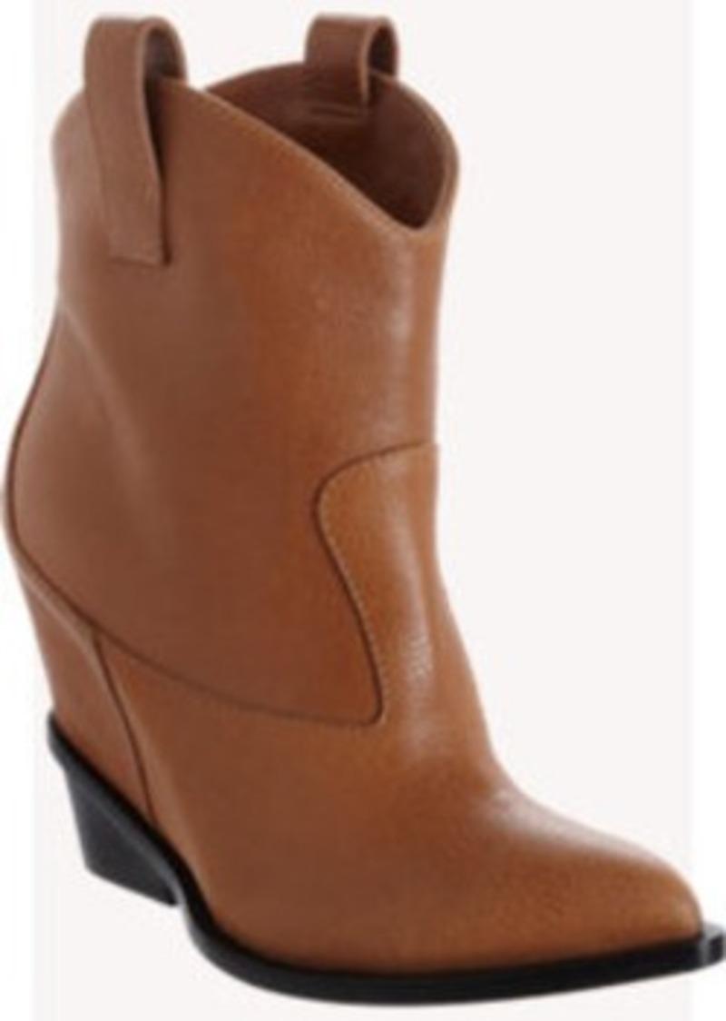 Giuseppe Zanotti Western-Style Wedge Ankle Boot