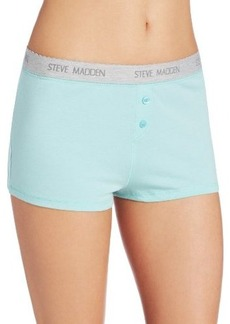 Steve Madden Women's Boyfriend Brief