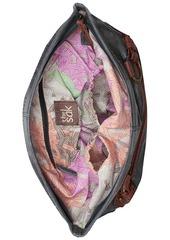 The Sak Iris Leather Utility Tote