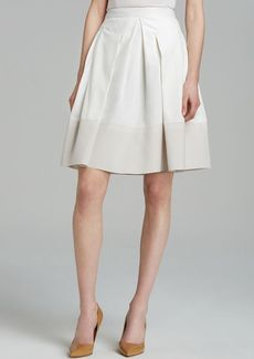 Rebecca Taylor Skirt - Poplin Runway
