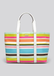 kate spade new york Tote - 2 Park Avenue Babe Striped