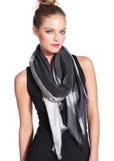 Calvin Klein Printed Lurex® Pashmina