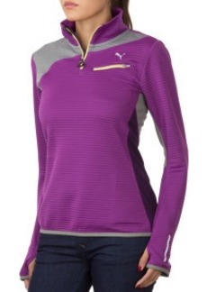 Puma PR Cross Core Half-Zip Top - Long-Sleeve - Women's