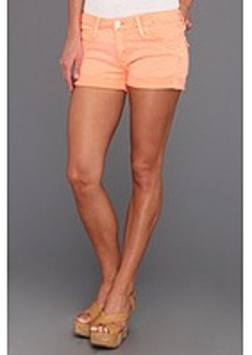 Hudson Hampton Cuffed Short in Dayglo