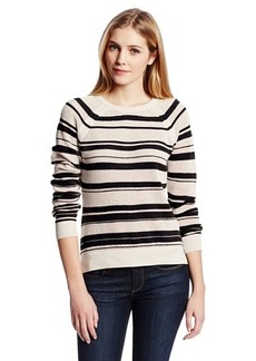 Sanctuary Clothing Women's Mesh Rugby Sweater