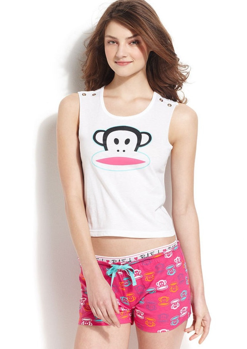 Paul Frank Top and Boxer Shorts Set