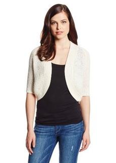 Calvin Klein Women's Spring Me Shrug Sweater