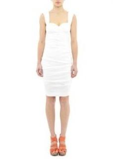 Sofia Spring Cotton Metal Dress
