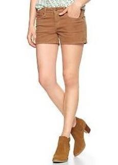 1969 maddie cord shorts