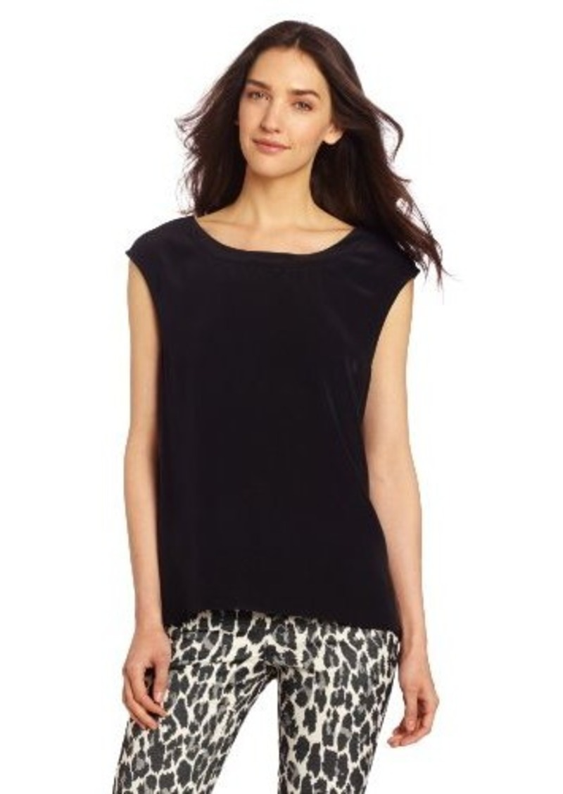 Tracy Reese Women's Tiered Back Blouse
