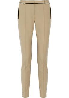 Jason Wu Stretch wool-blend straight-leg pants
