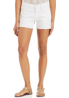 Levi's® Denim Cut-Off Shorts, White Reflection Wash