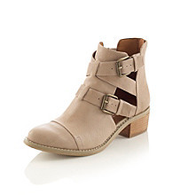"Nine West® ""Waterloo"" Casual Ankle Boots - Light Grey"