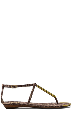 Dolce Vita Archer Sandal in Brown