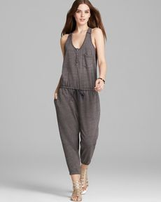 C&C California Jumpsuit - Pocket