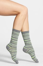 Nordstrom Space Dye Crew Socks