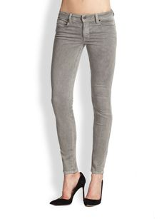 Genetic The Shiya Cropped Skinny Jeans