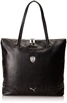 PUMA Women's Ferrari Long Sleeve Shopper