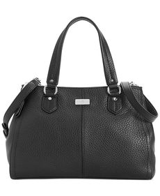 Cole Haan Village Double Zip Satchel