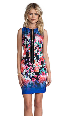 Nanette Lepore Venice Beach Dress in Blue