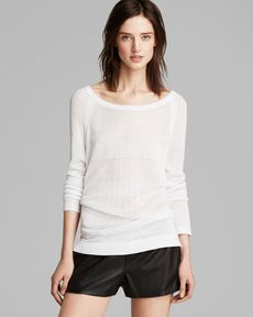 rag & bone/JEAN Sweater - Bobbi Raglan