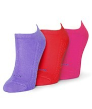 HUE Air Cushion Socks 3-Pack