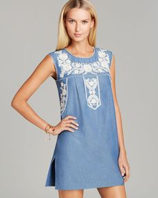 Tory Burch Calita Swim Cover Up Dress