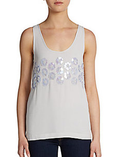 French Connection Kaleidoscope Tank Top