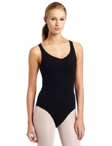 Danskin Women's Shir-Front Leotard Athletic Tank