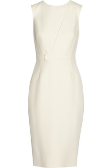 Jason Wu Draped crepe dress