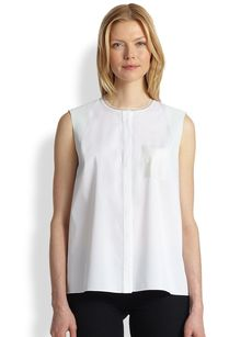 Elie Tahari Downtown Blouse