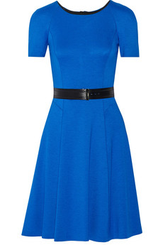 Jason Wu Belted jersey dress