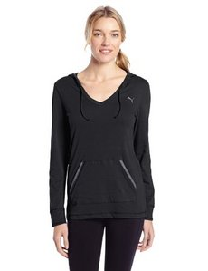 PUMA Women's Holiday Cover Up Top