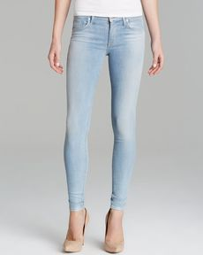 Hudson Jeans - Krista Super Skinny in Light My Fire