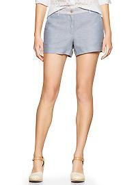 Sunkissed tonal colorblock shorts