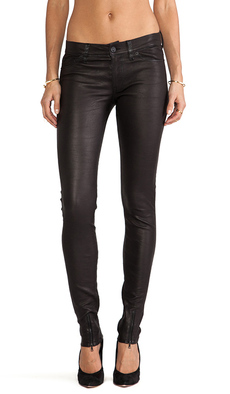 Hudson Jeans Juliette Super Skinny in Black