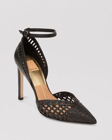 Dolce Vita Pointed Toe Pumps - Kalila High Heel