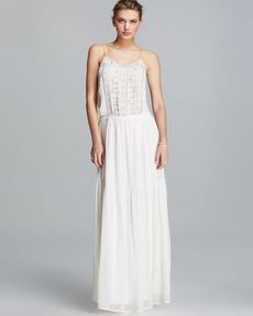 FRENCH CONNECTION Maxi Dress - California Dreaming