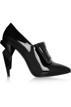 Fendi Patent-leather pumps